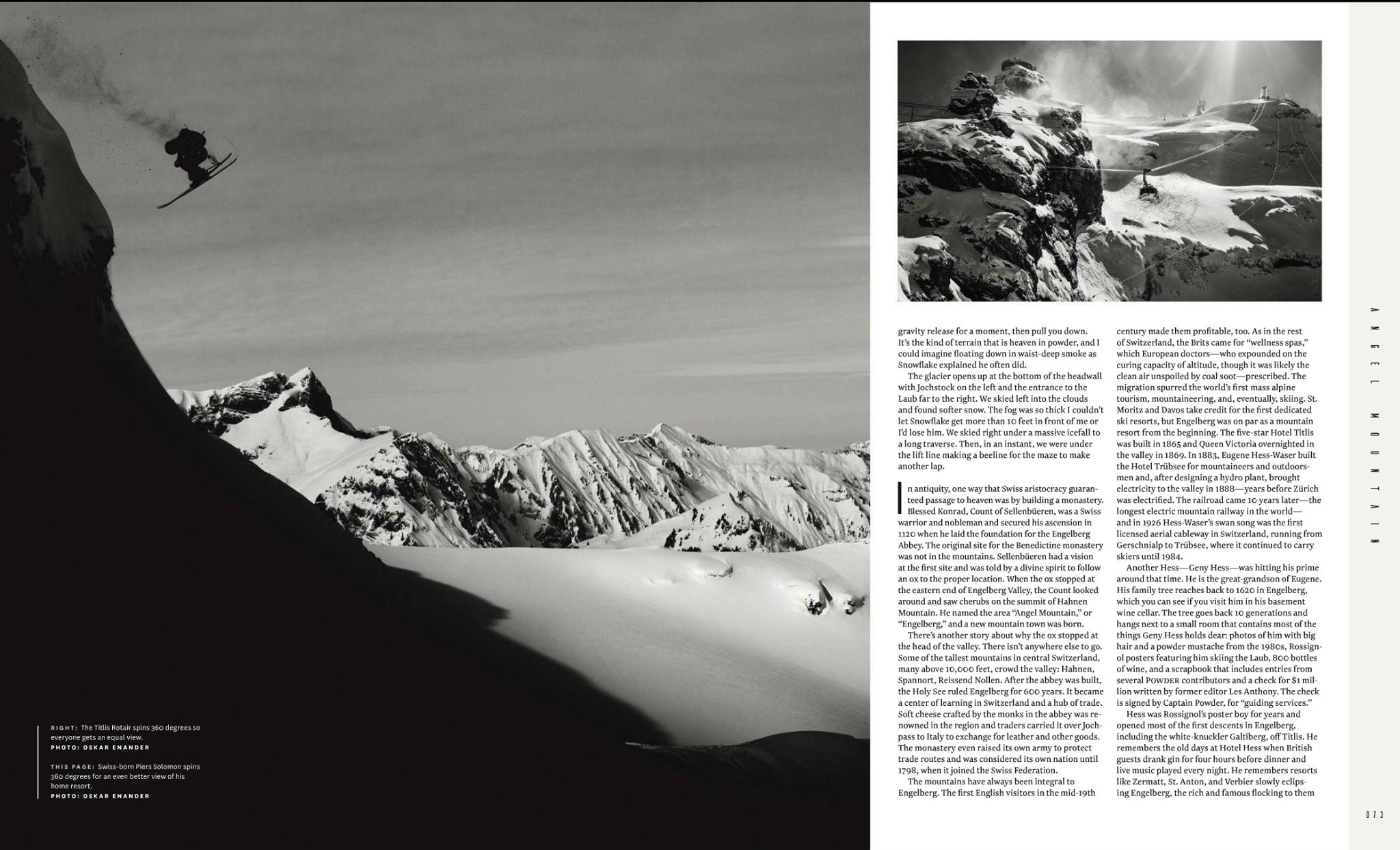 """Powder"" Magazine"
