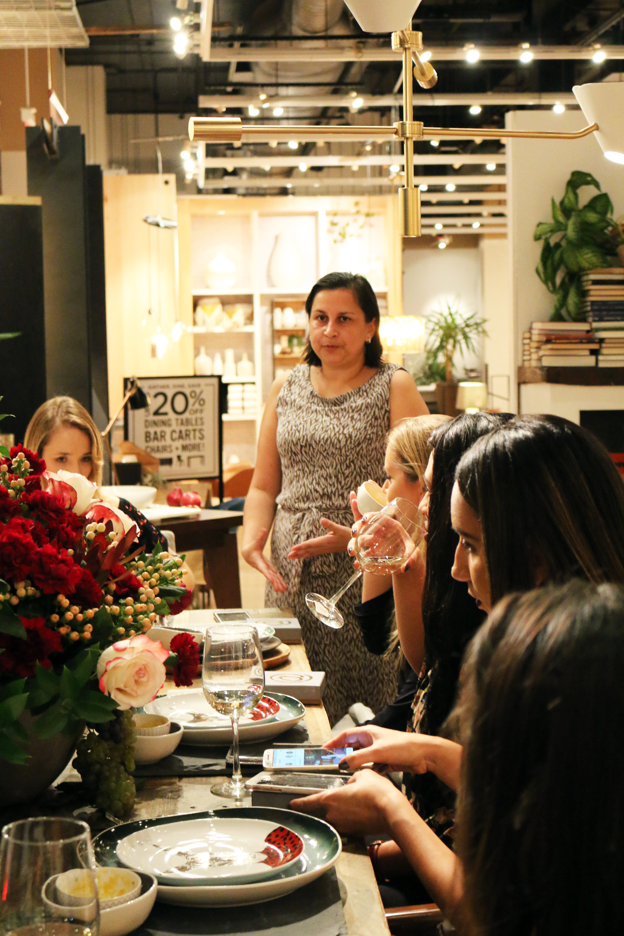 Mia with Cuisine & Events