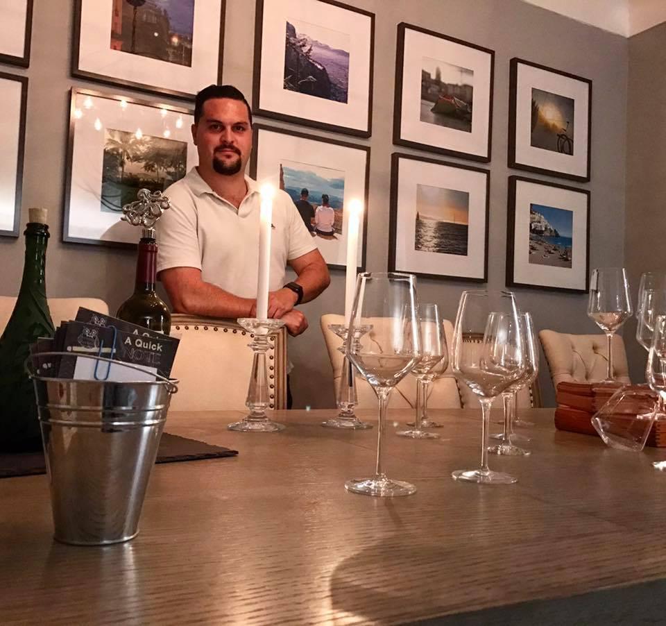 Pablo Suarez,The Wine Maverick