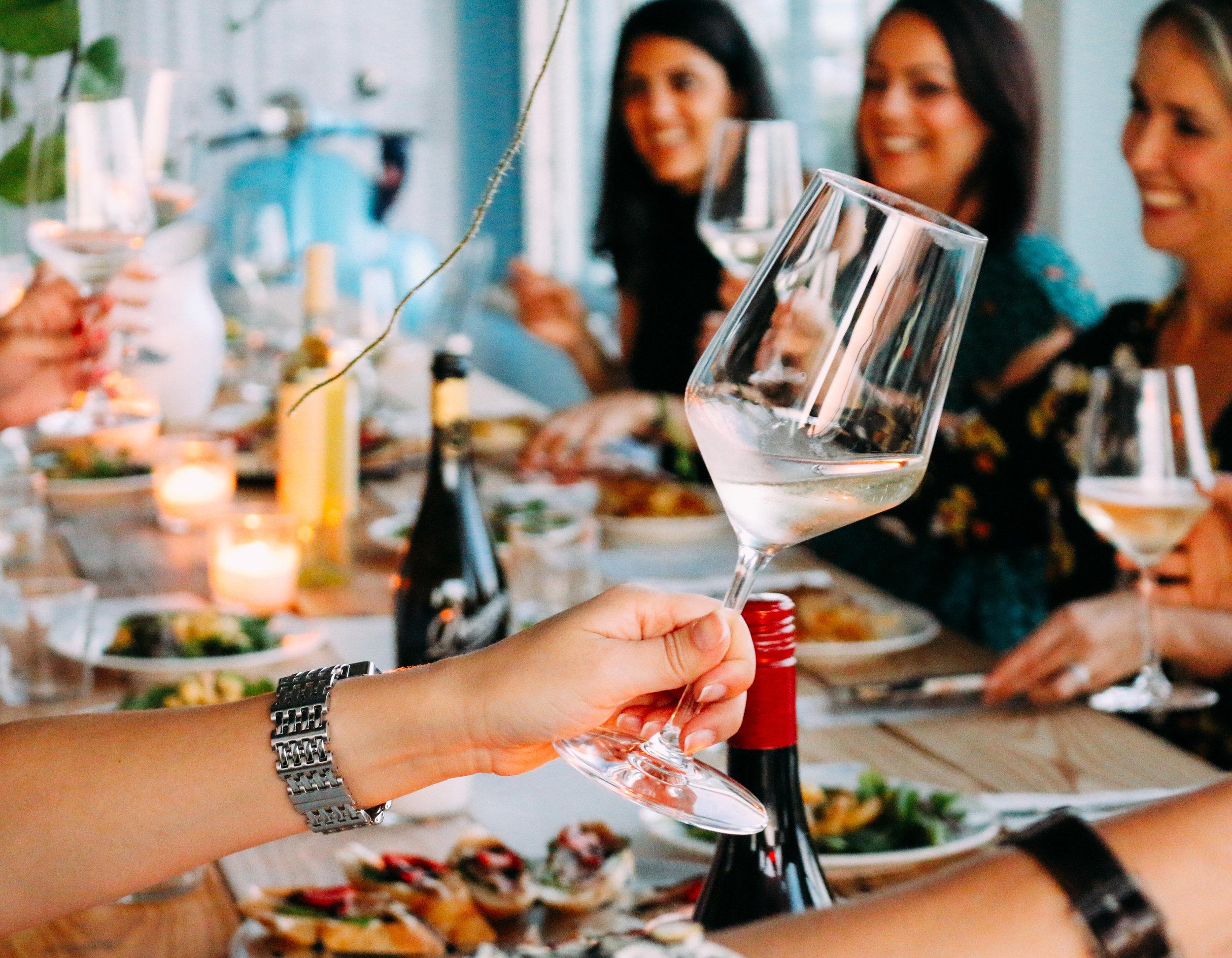 Women Who Wine - Uncorked Conversations - Miami Wine Events - Wine Tasting Miami