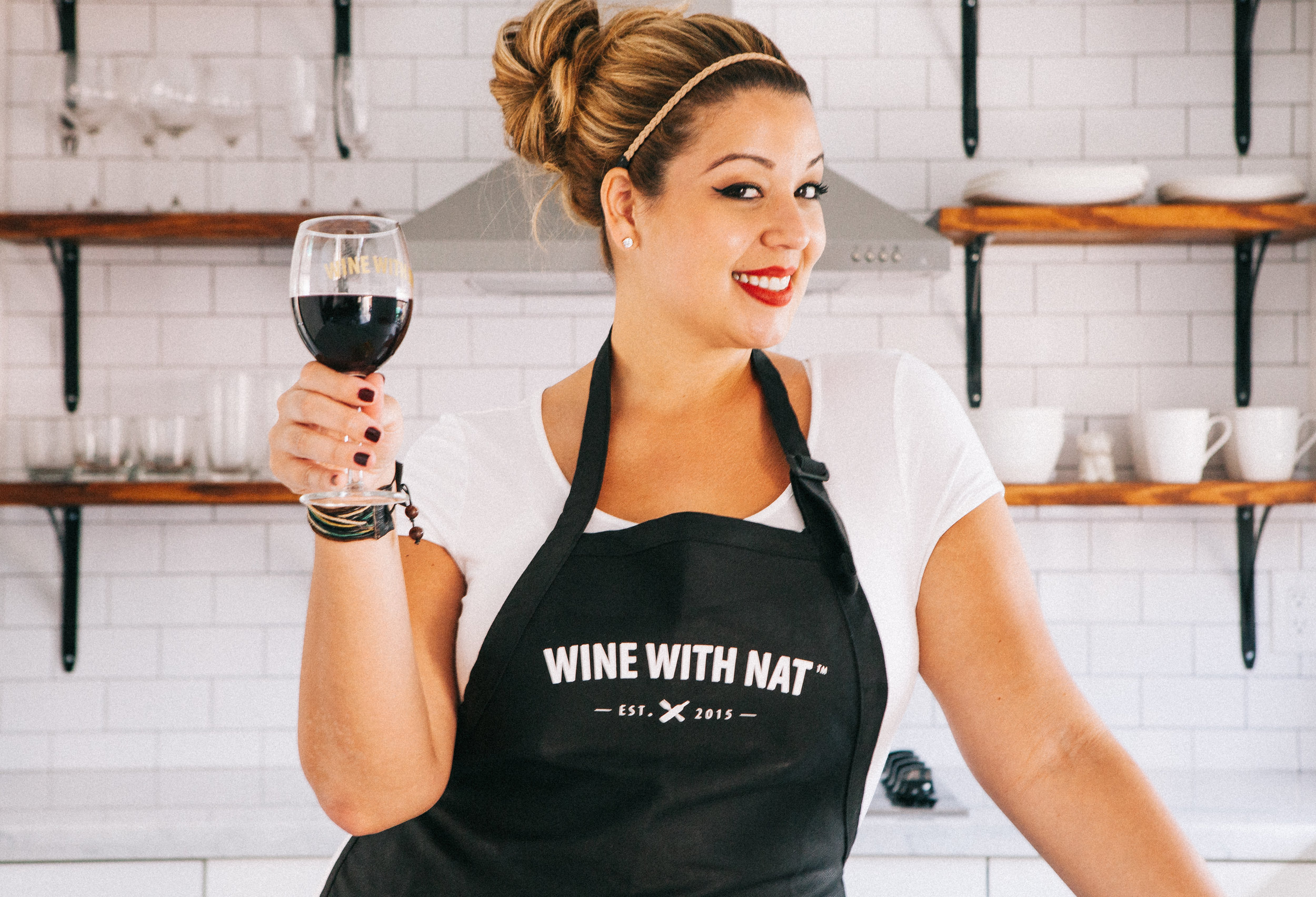 Natalie Leon, Wine With Nat®