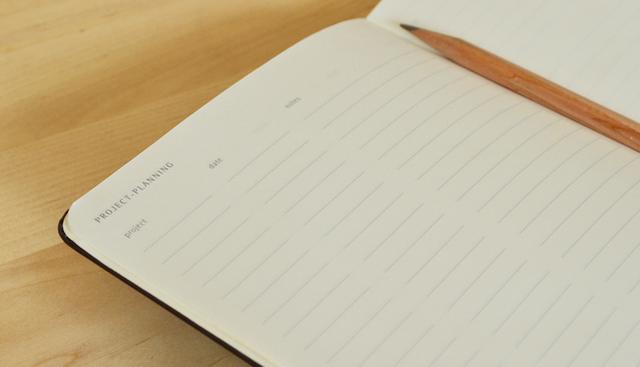 Moleskine Professional Notebook