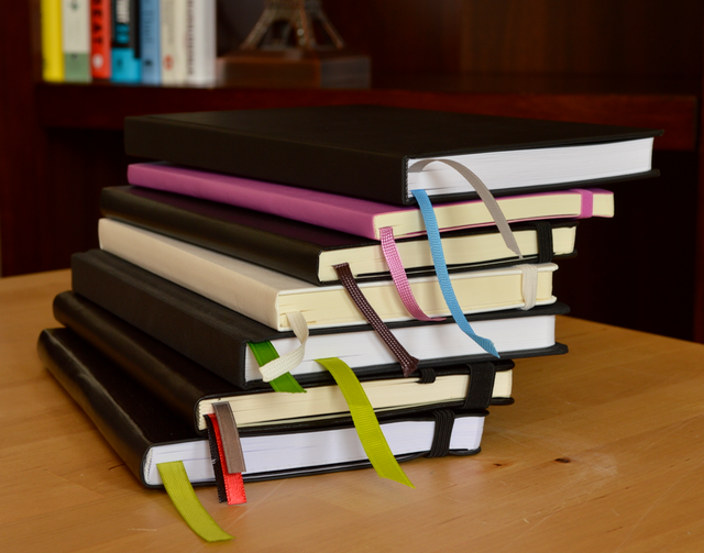 Notebooks for Organization and Planning