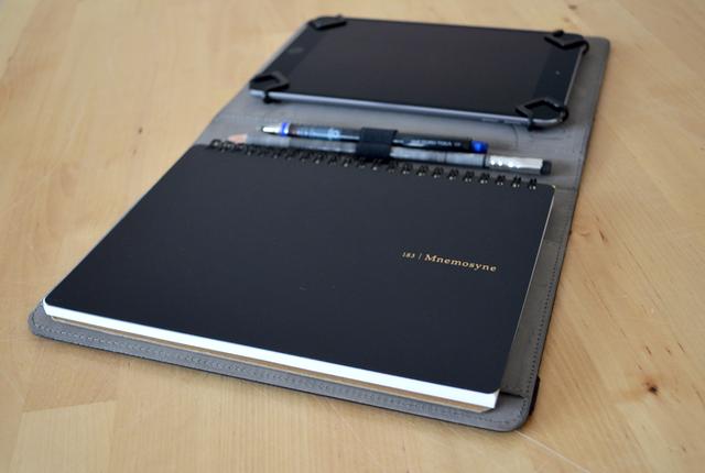Maruman Mnemosyne Notebook A5