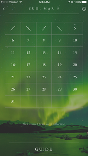 Companion Calendar