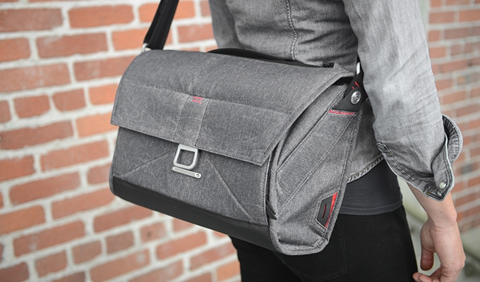 Peak Design Messenger Bag $250