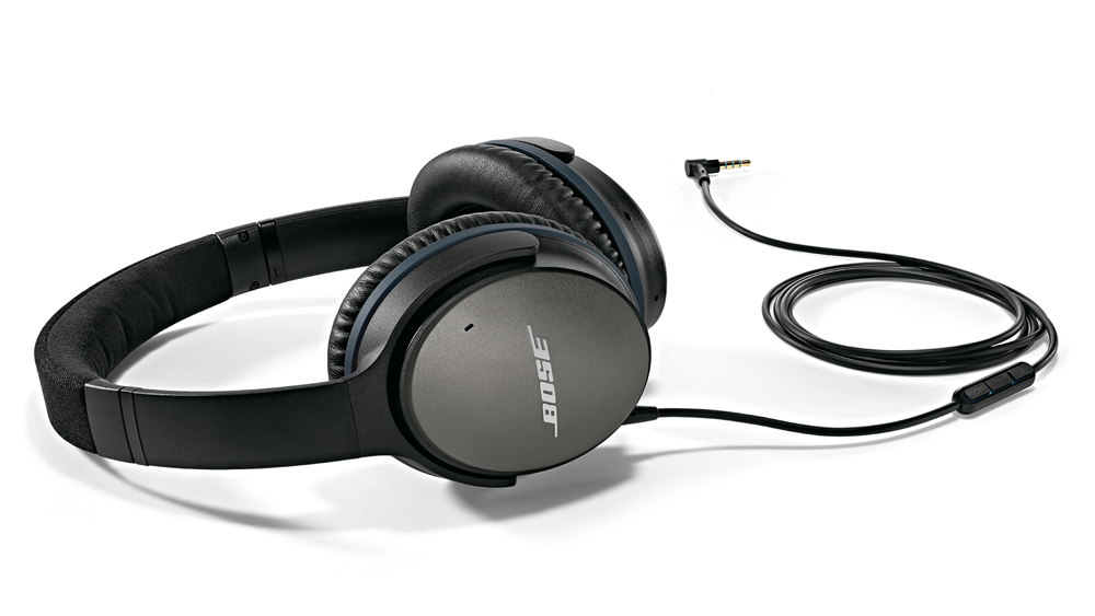 BOSE Quiet Comfort 25 Noise-Canceling Headphones