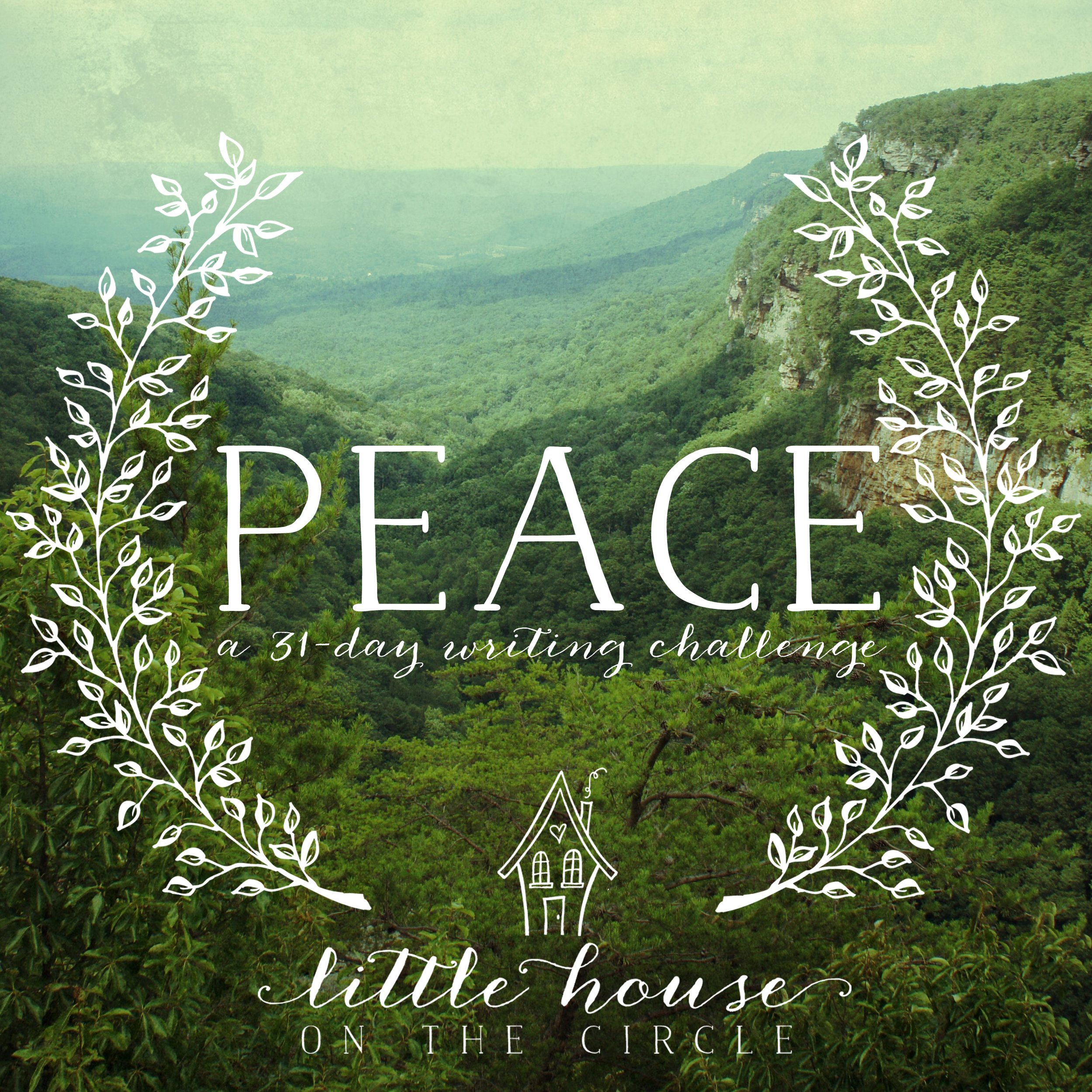 31 Days of Peace