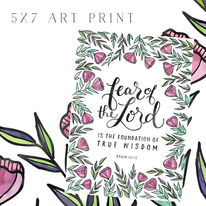Subscriber Freebie | Art Print | Little House Studio