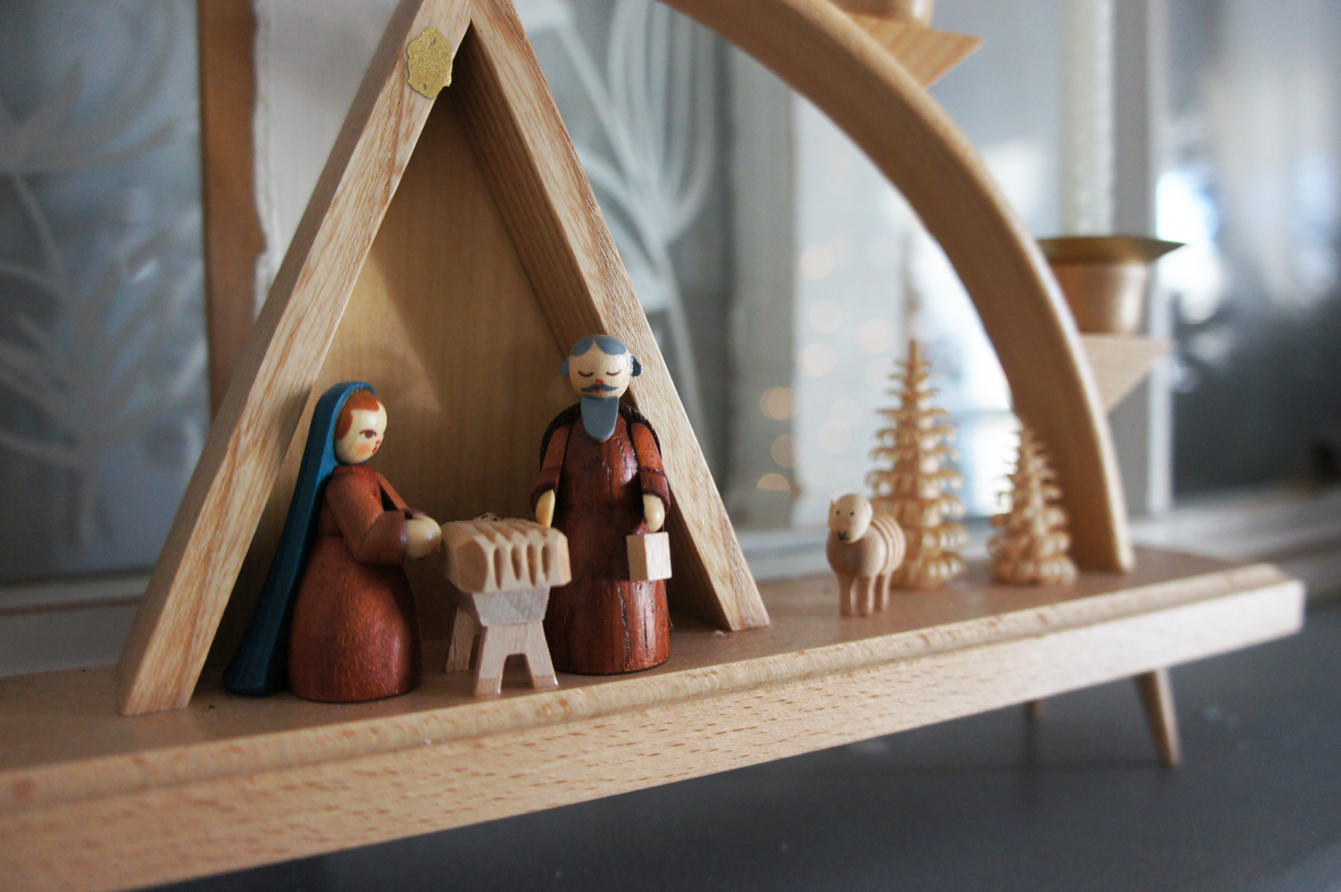 The Journey to Bethlehem || Little House Studio