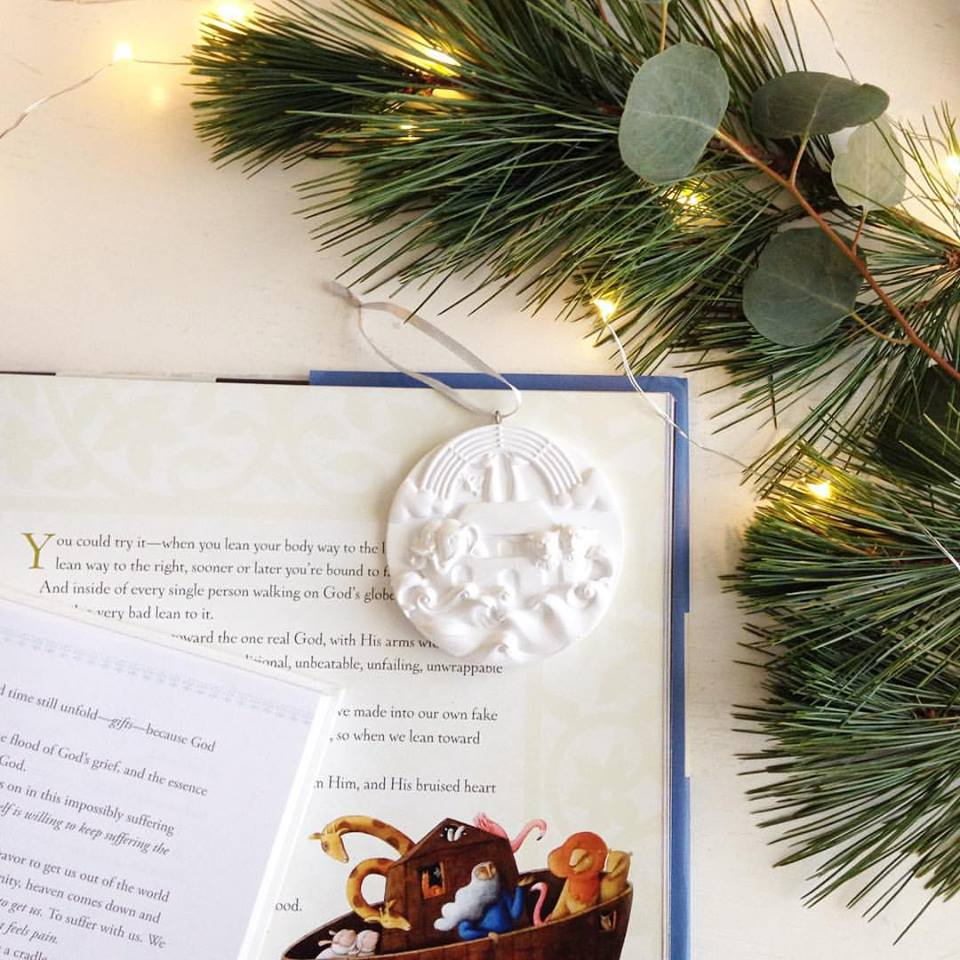 Unwrapping the Greatest Gift  by Ann Voskamp