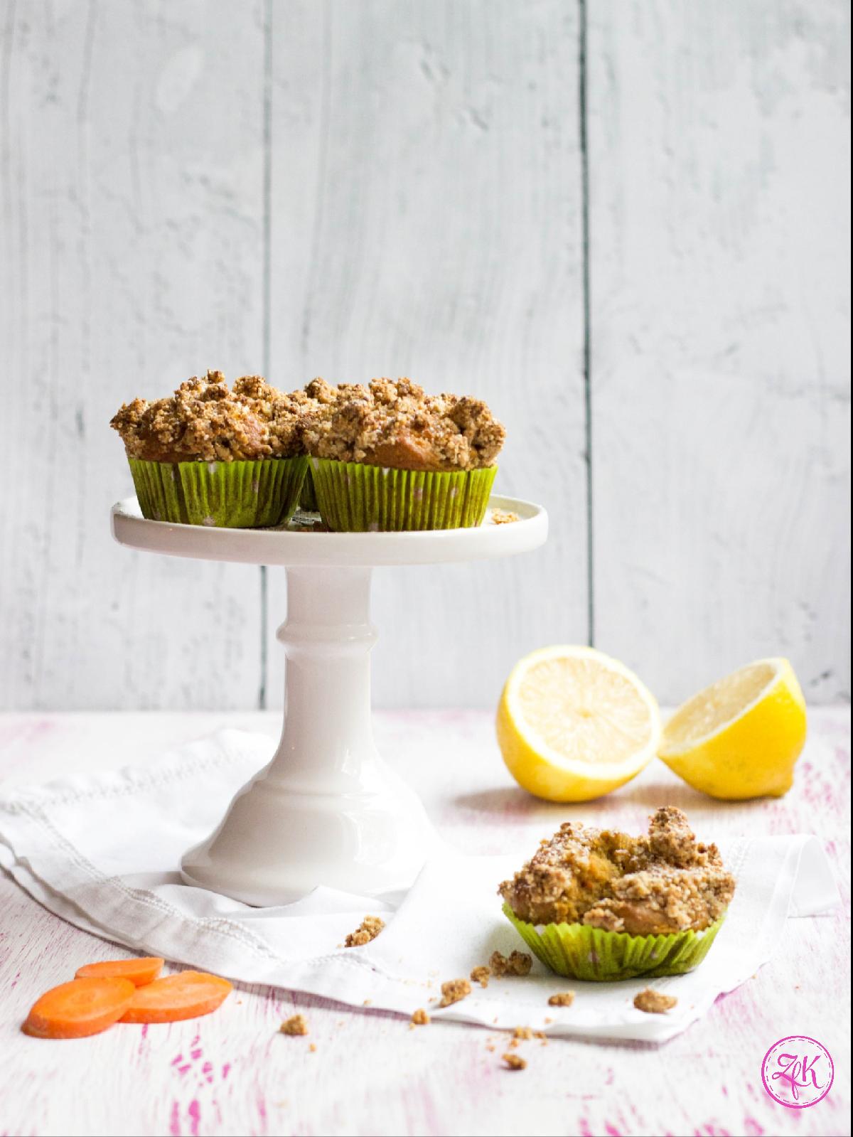 Muffins - randvoll mit guten Zutaten