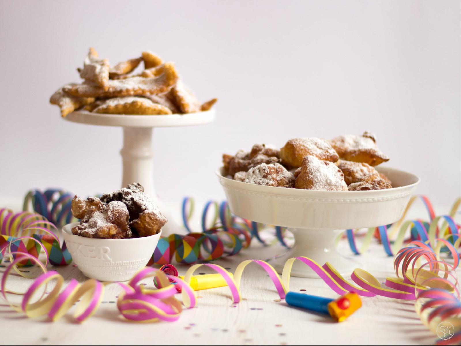 Willkommen Karneval - mein Sweet-Table für die fünfte Jahreszeit