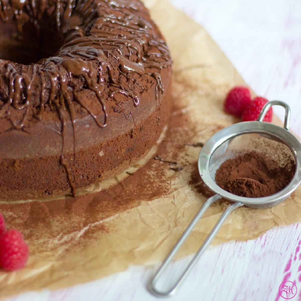 Himbeer-Baileys-Kuchen