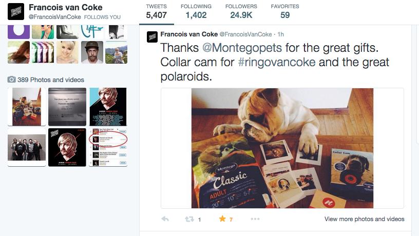 Earned digital PR for Montego Pet Nutrition