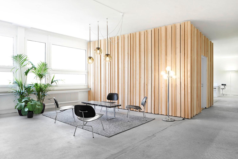 Büroumbau Scandit Zürich, Besprechungszimmer