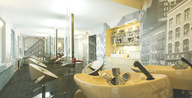 Aveda Colour Room, Salon