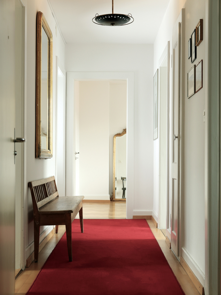 Home Staging, Flursituation nachher