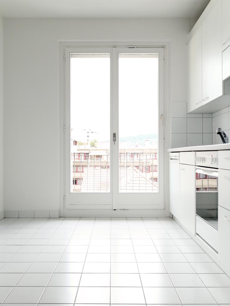 Home Staging, Küche vorher