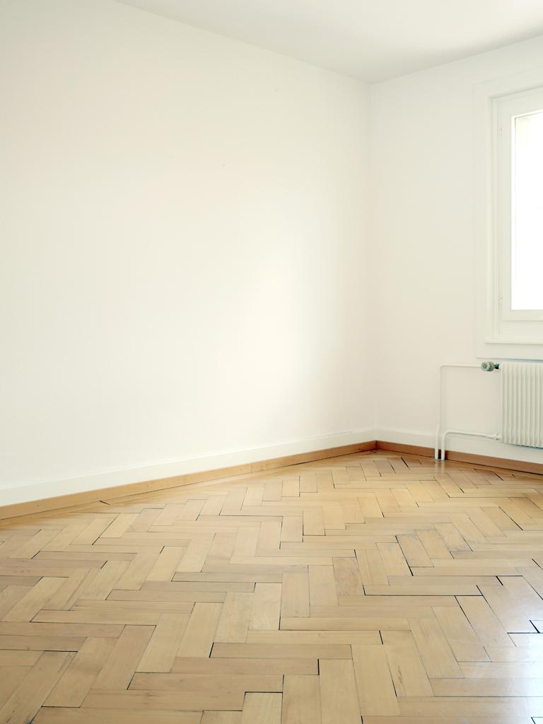 Home Staging, Schlafzimmer vorher