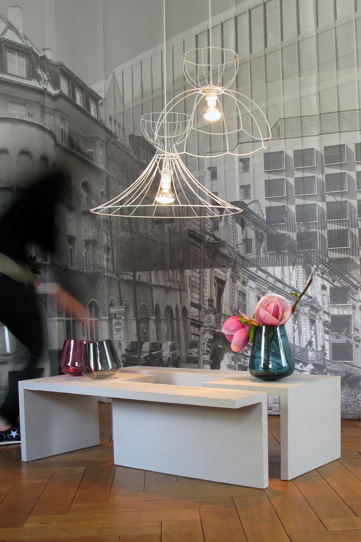 Ausstellungsdesign, Event, Swiss Design, Vase Nicolas Kerl