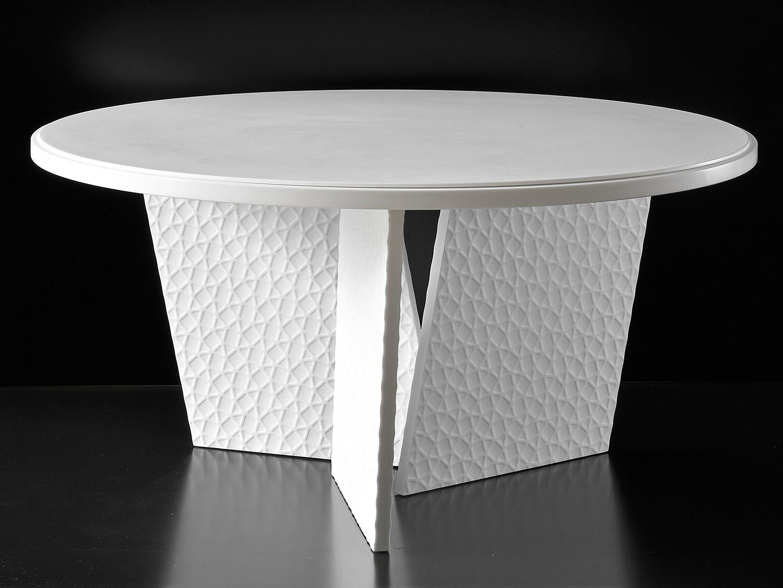 """Produktdesign, Tisch """"Trace"""", HI-MACS, LG Hausys"""