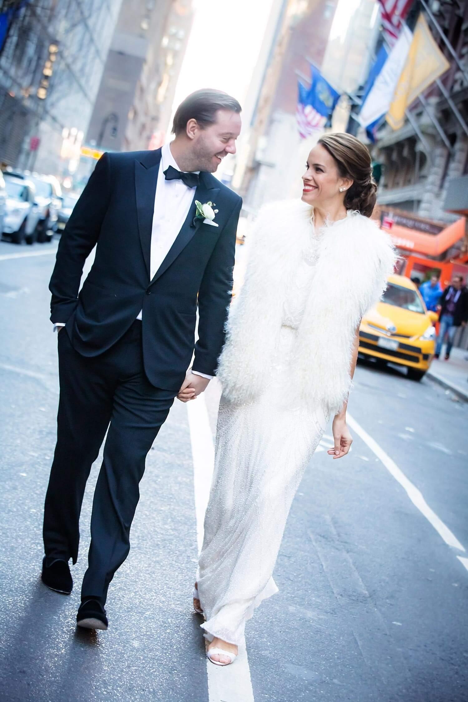 Wedding atThe Harvard Club of New York -