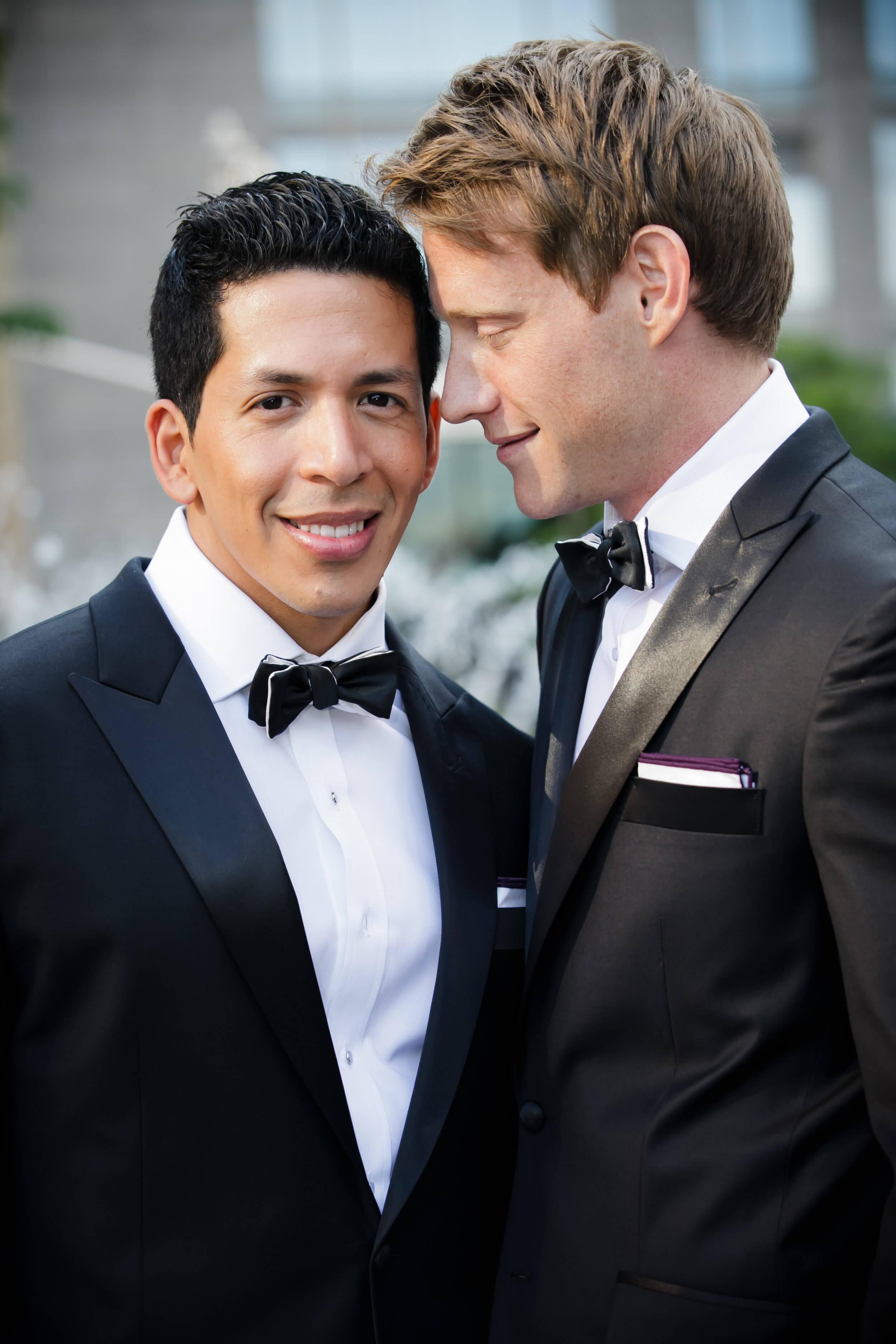 Wedding atThe Hudson Hotel New York City -