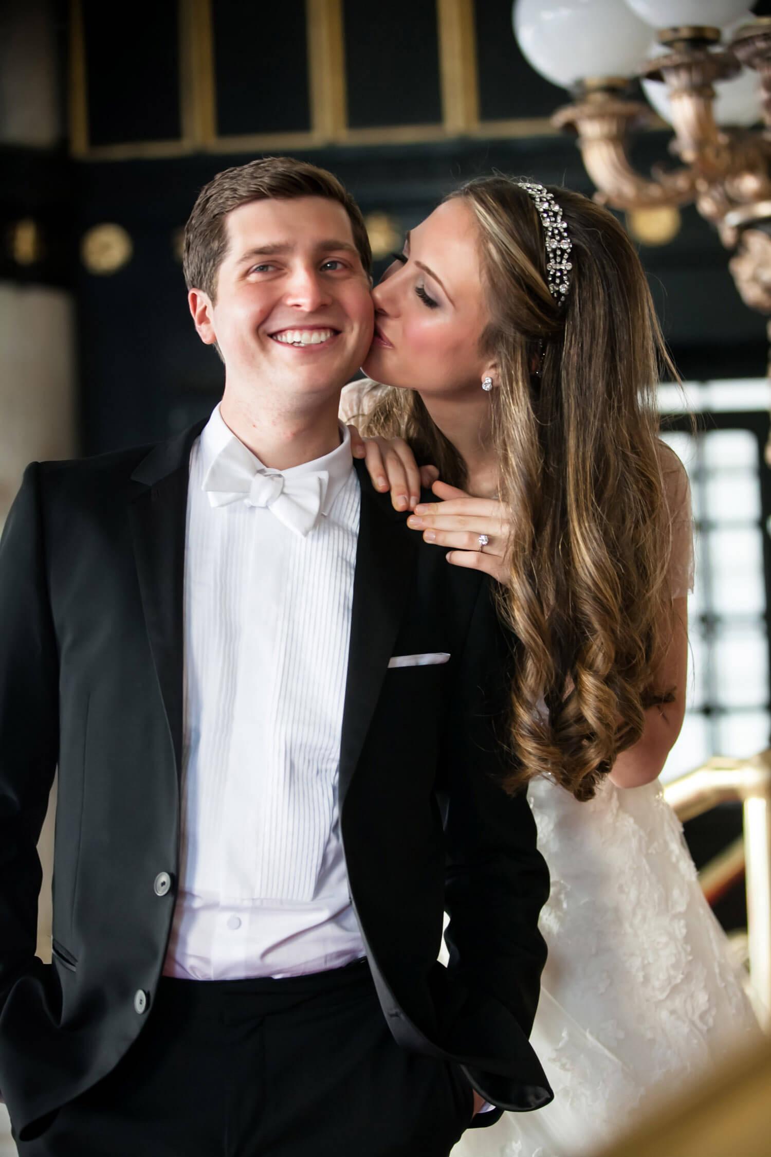 Wedding atThe Plaza Hotel New York City -
