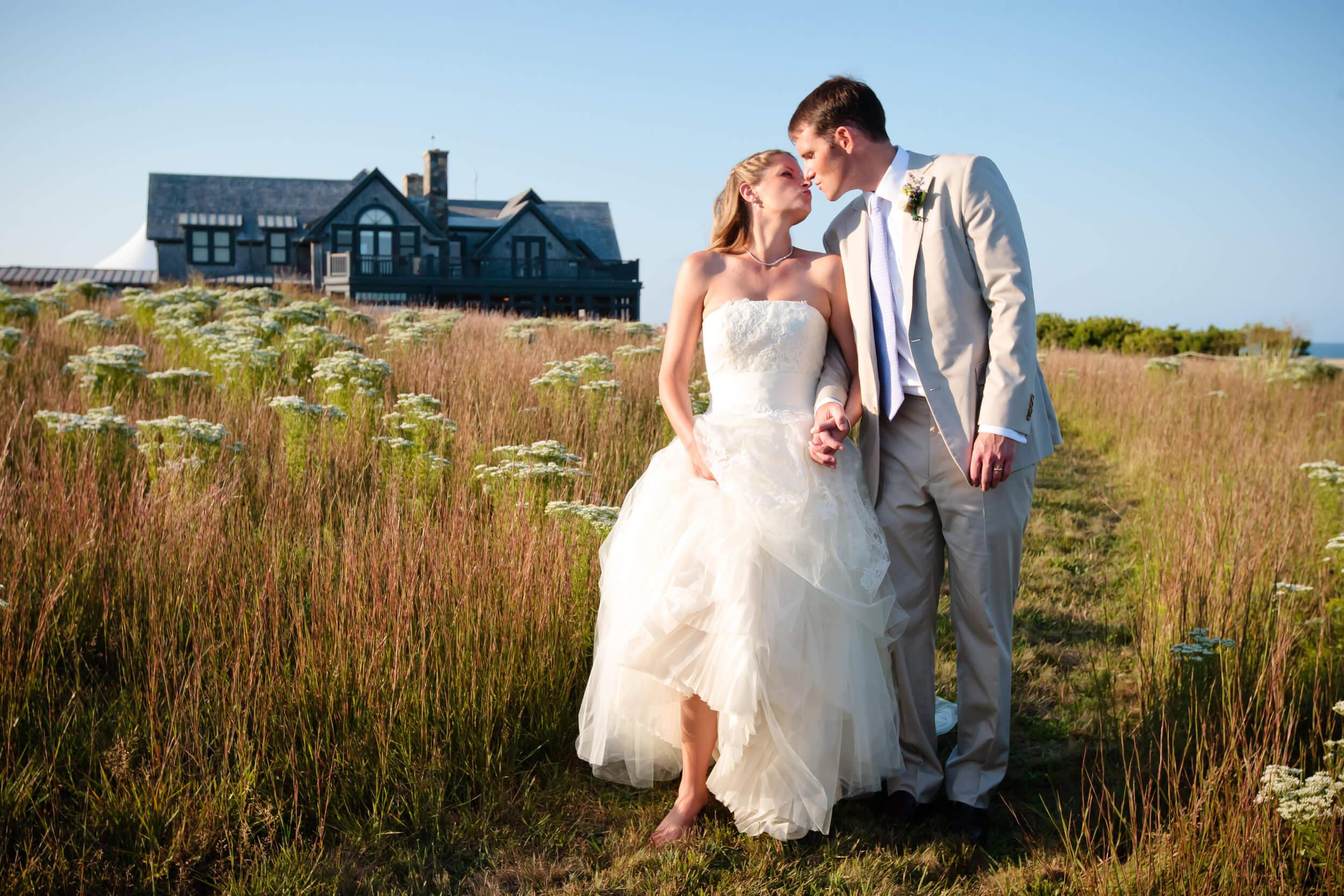 Wedding on Martha's Vineyard, MA -