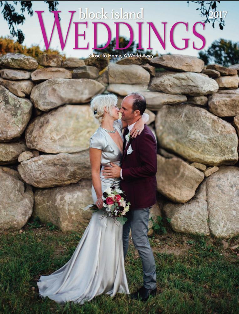 Block Island Wedding Magazine