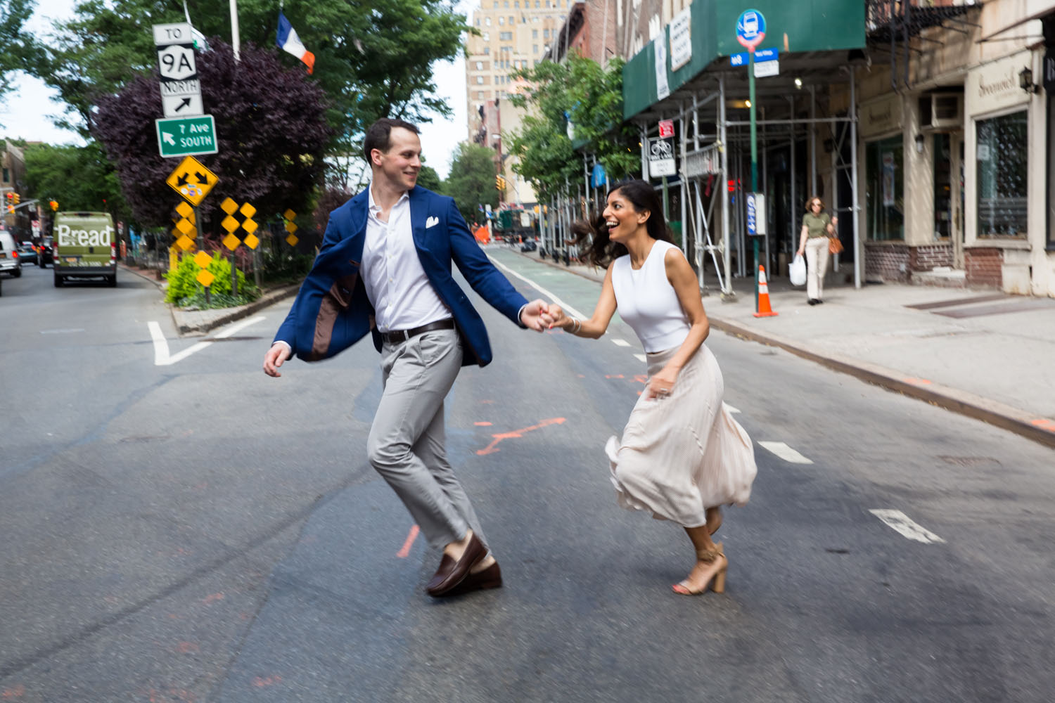 West Village, NYC Engagement -