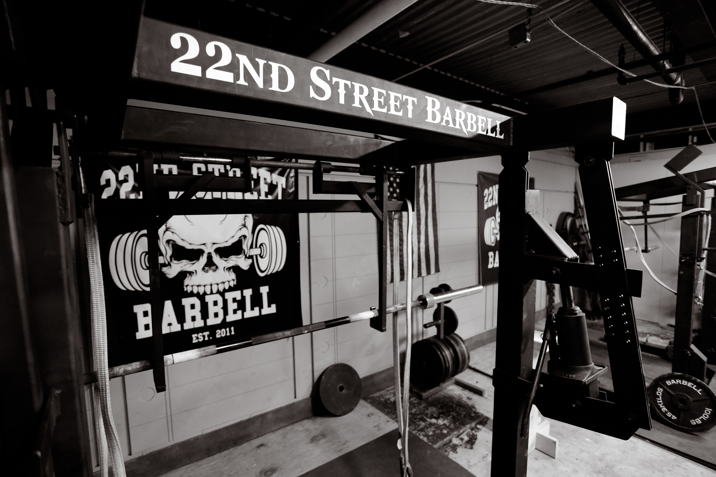 22nd Street Barbell