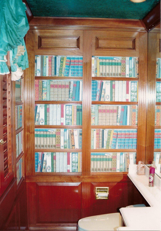Mahogany powder roombook binding wall paper.jpg