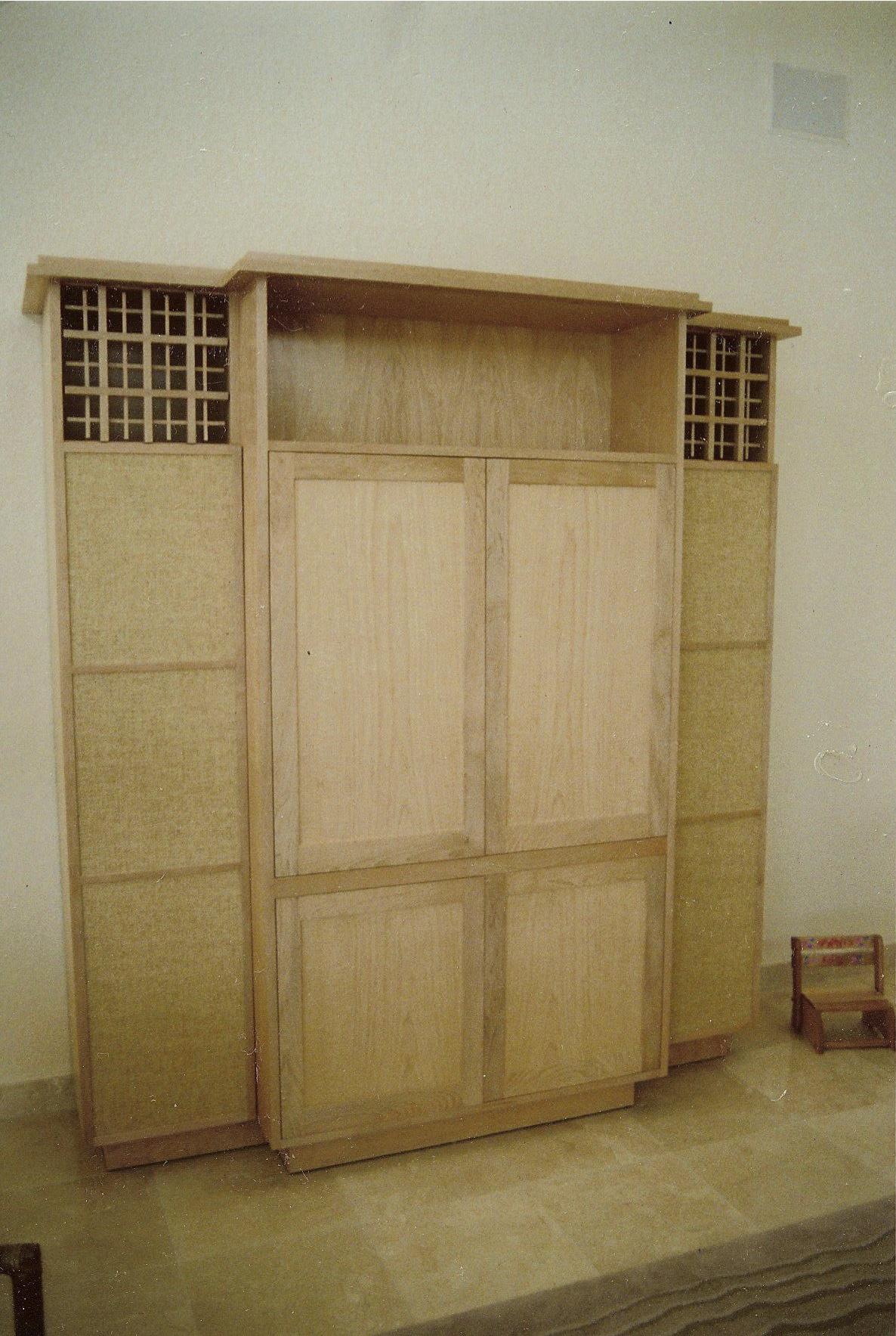 Rice paper doors & maple.jpg