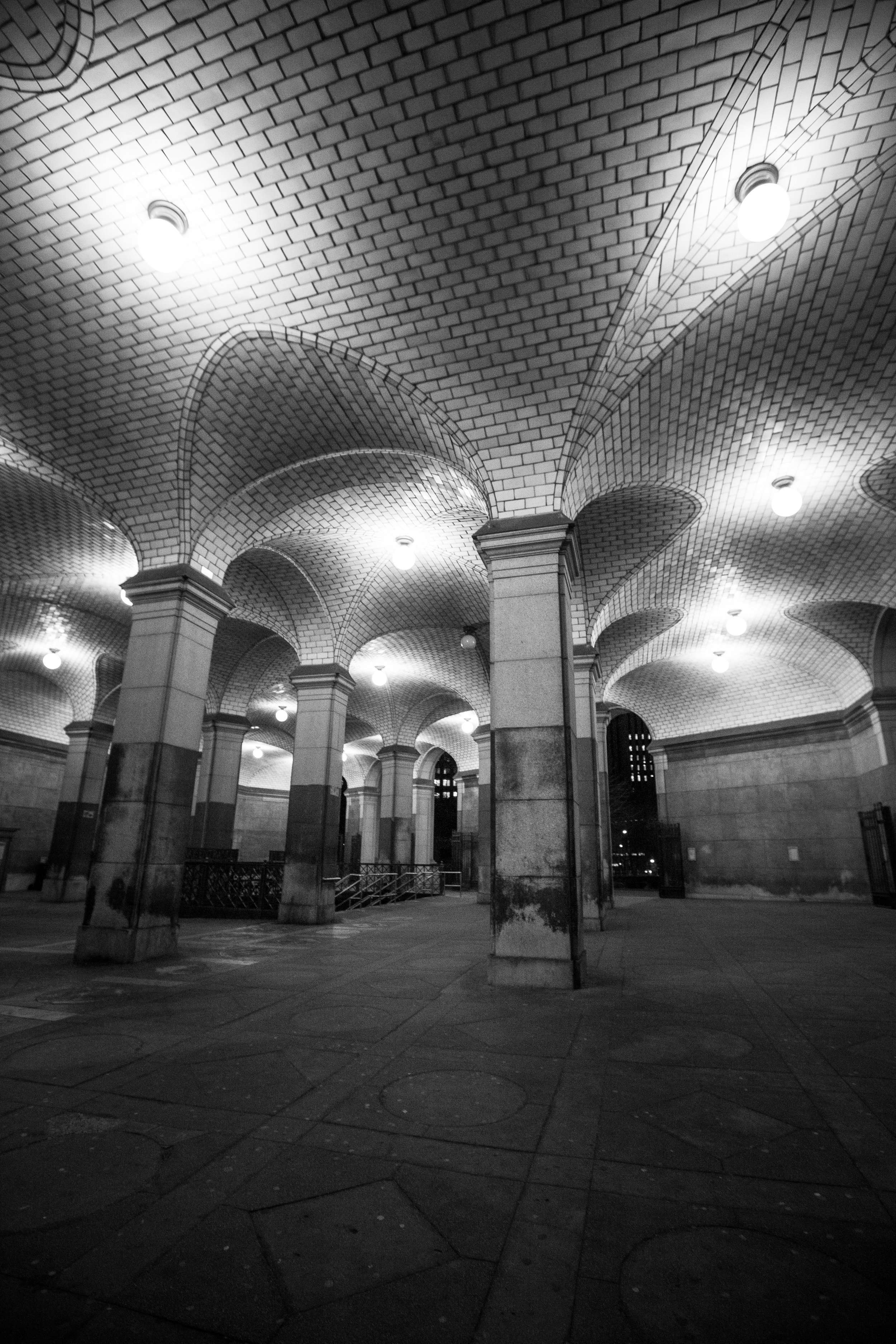 Chambers Street Station