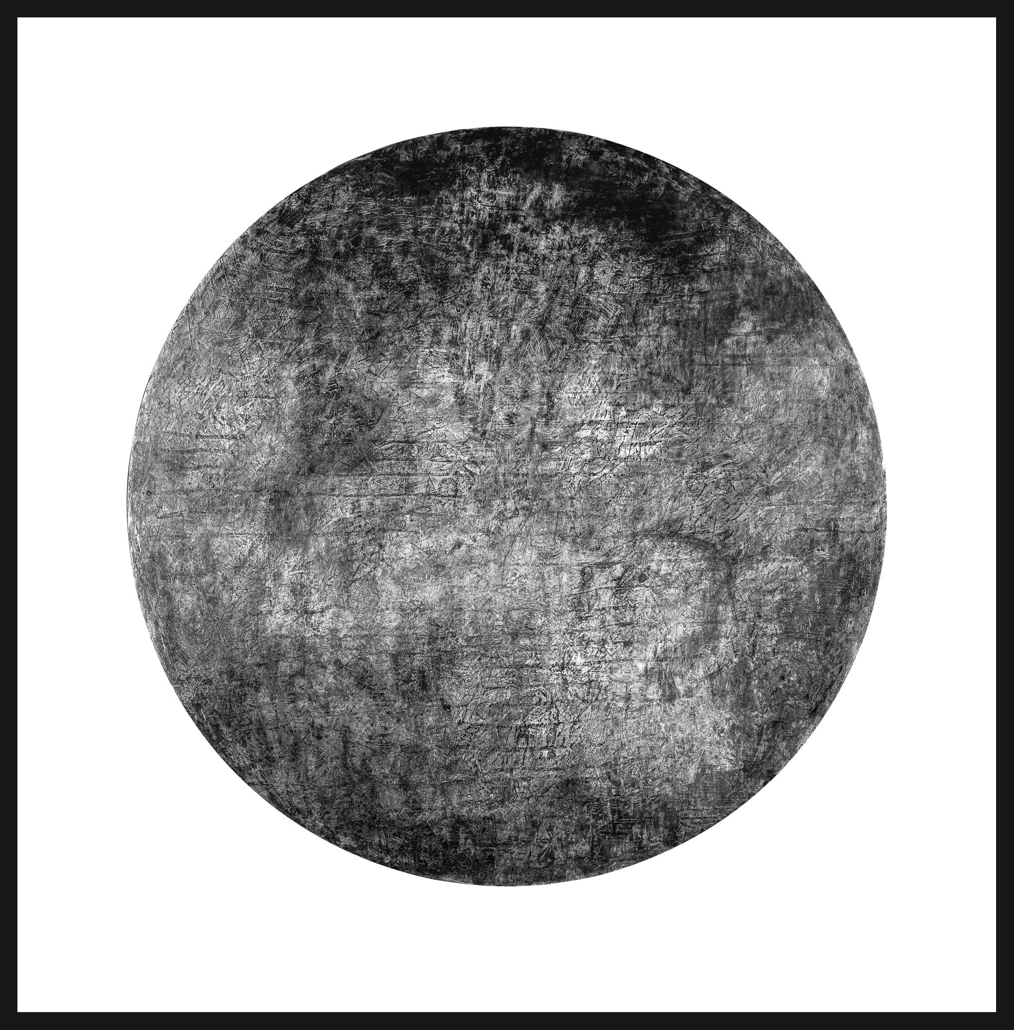 Planet (sort/hvitt) 2017