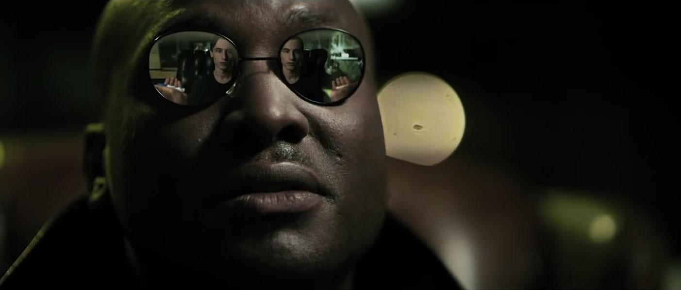 Binaca Spec Ad: Matrix