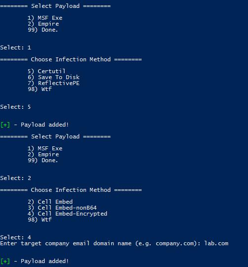 Luckystrike: An Evil Office Document Generator  — #_shellntel