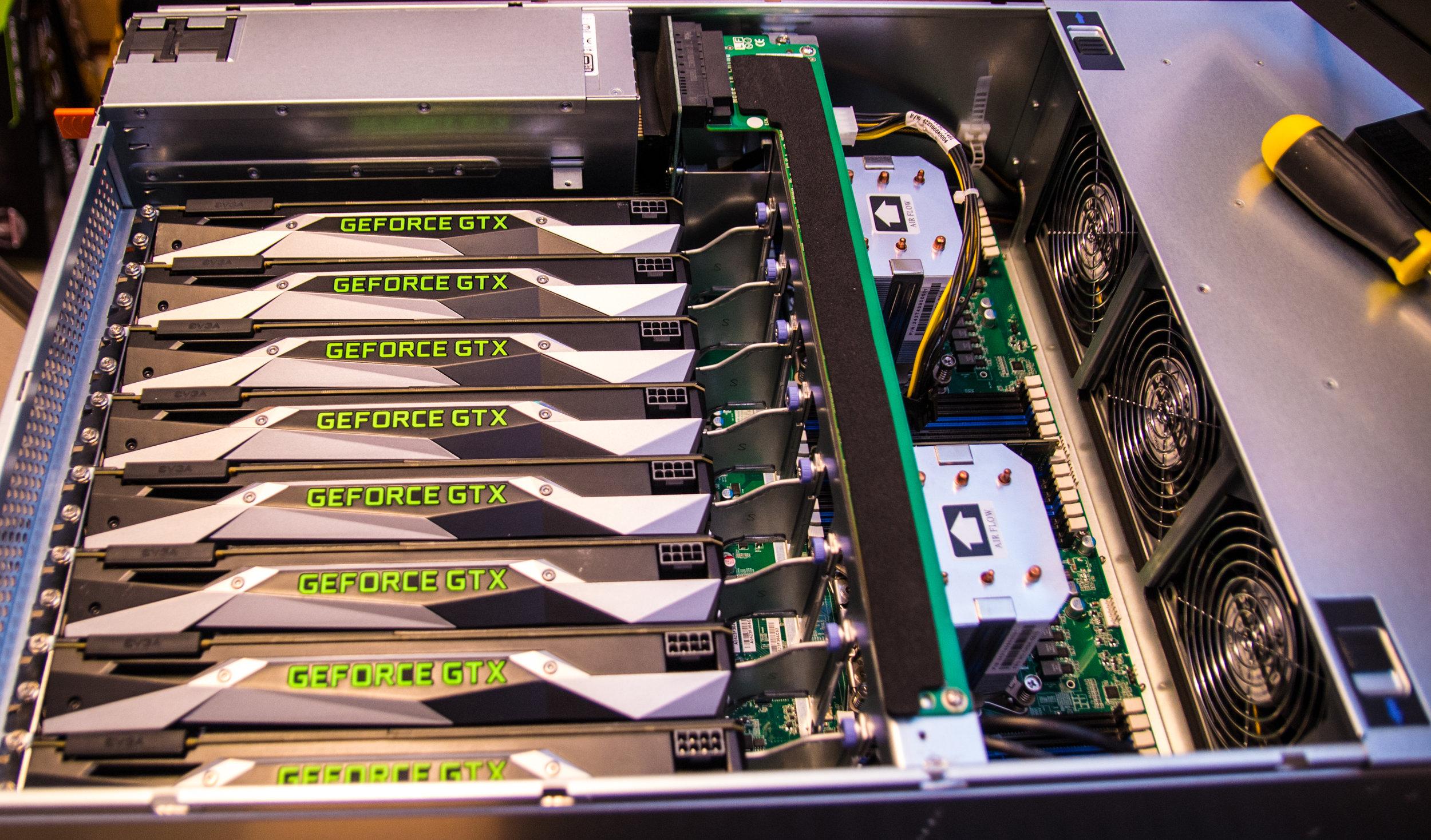 How to build a 8 GPU password cracker — #_shellntel