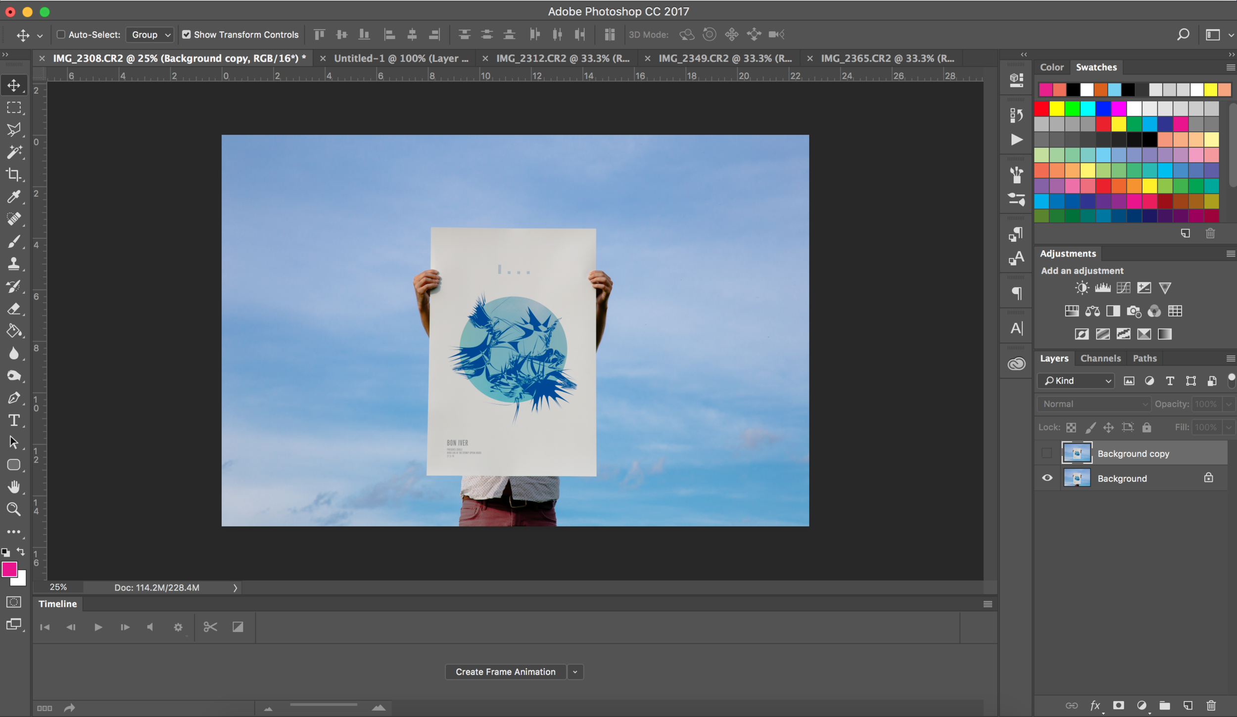Right click image in Adobe Lightroom and open in Photoshop. Delete the legs.