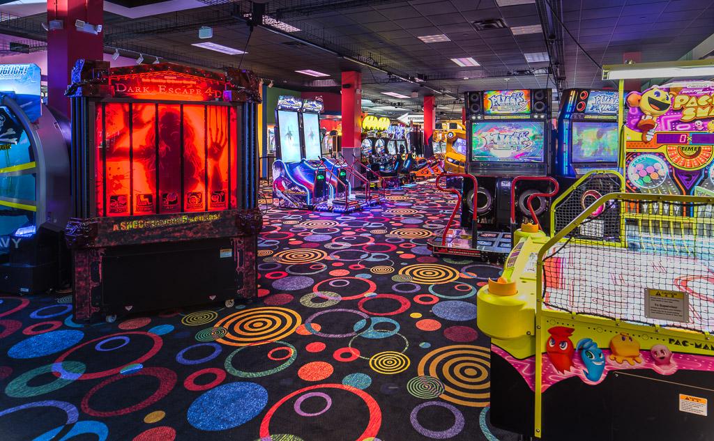 Round1 Bowling & Amusement Arcade