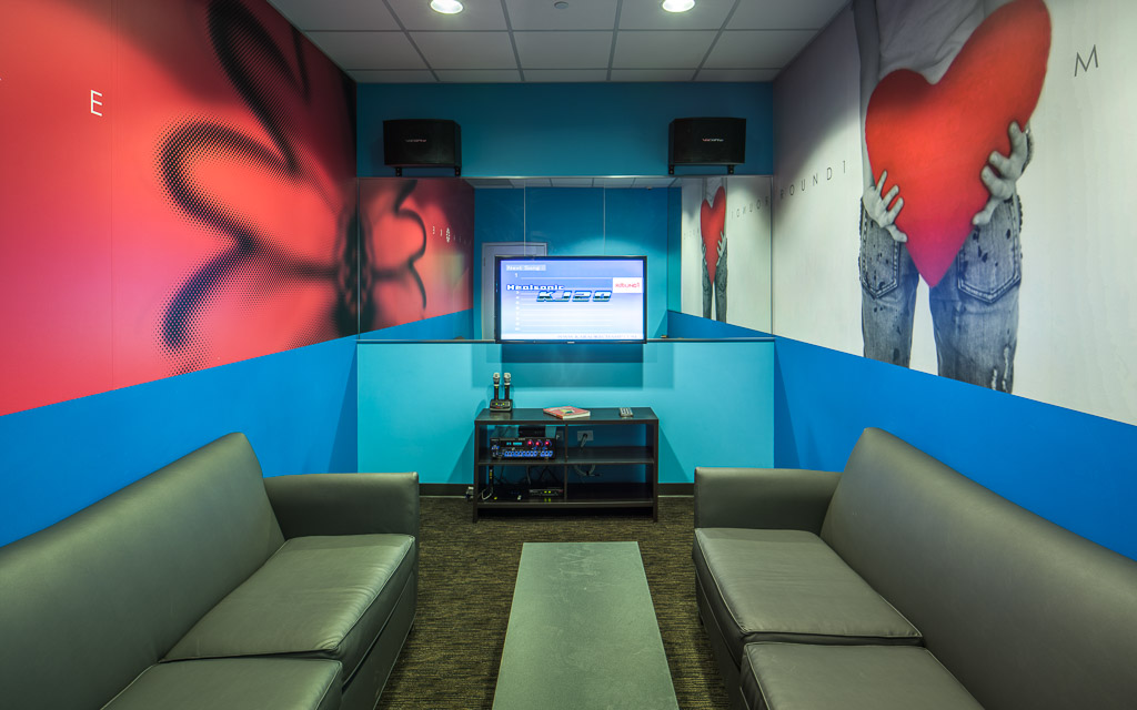 Round1 Bowling & Amusement Private Room