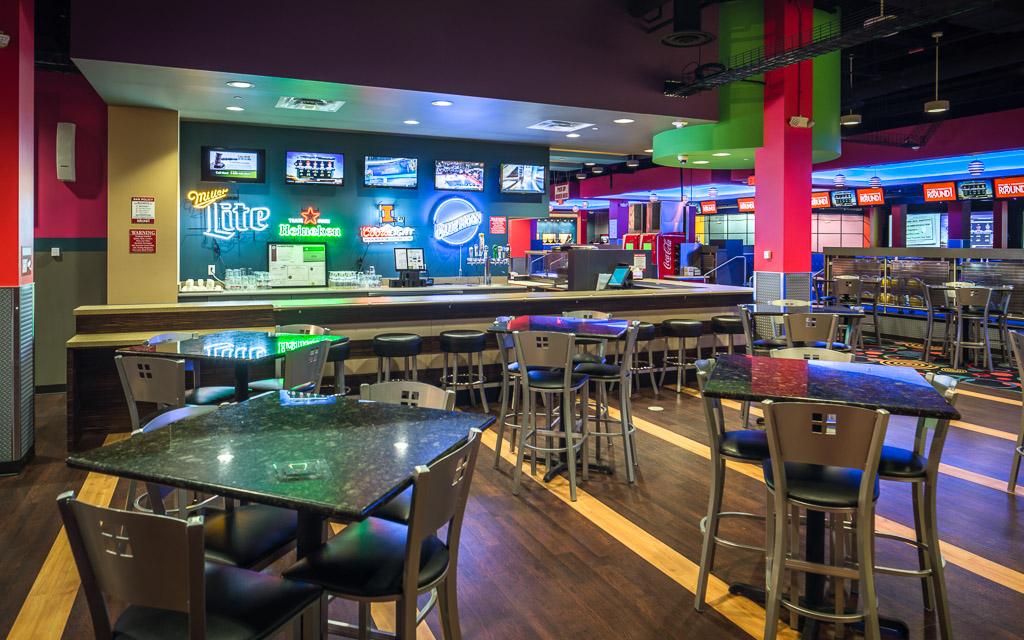 Round1 Bowling & Amusement Bar