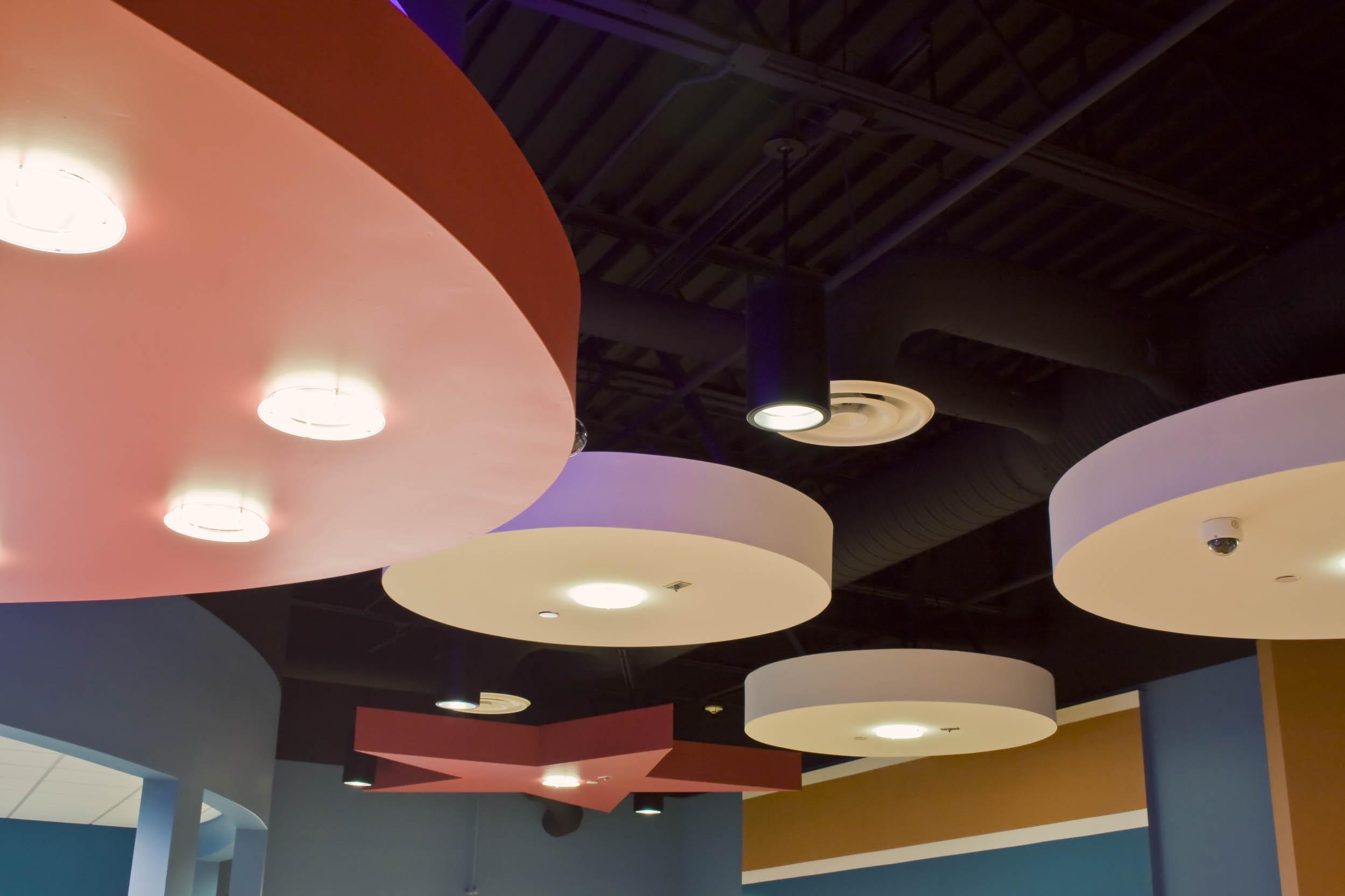 USBC Ceiling Wide Shot