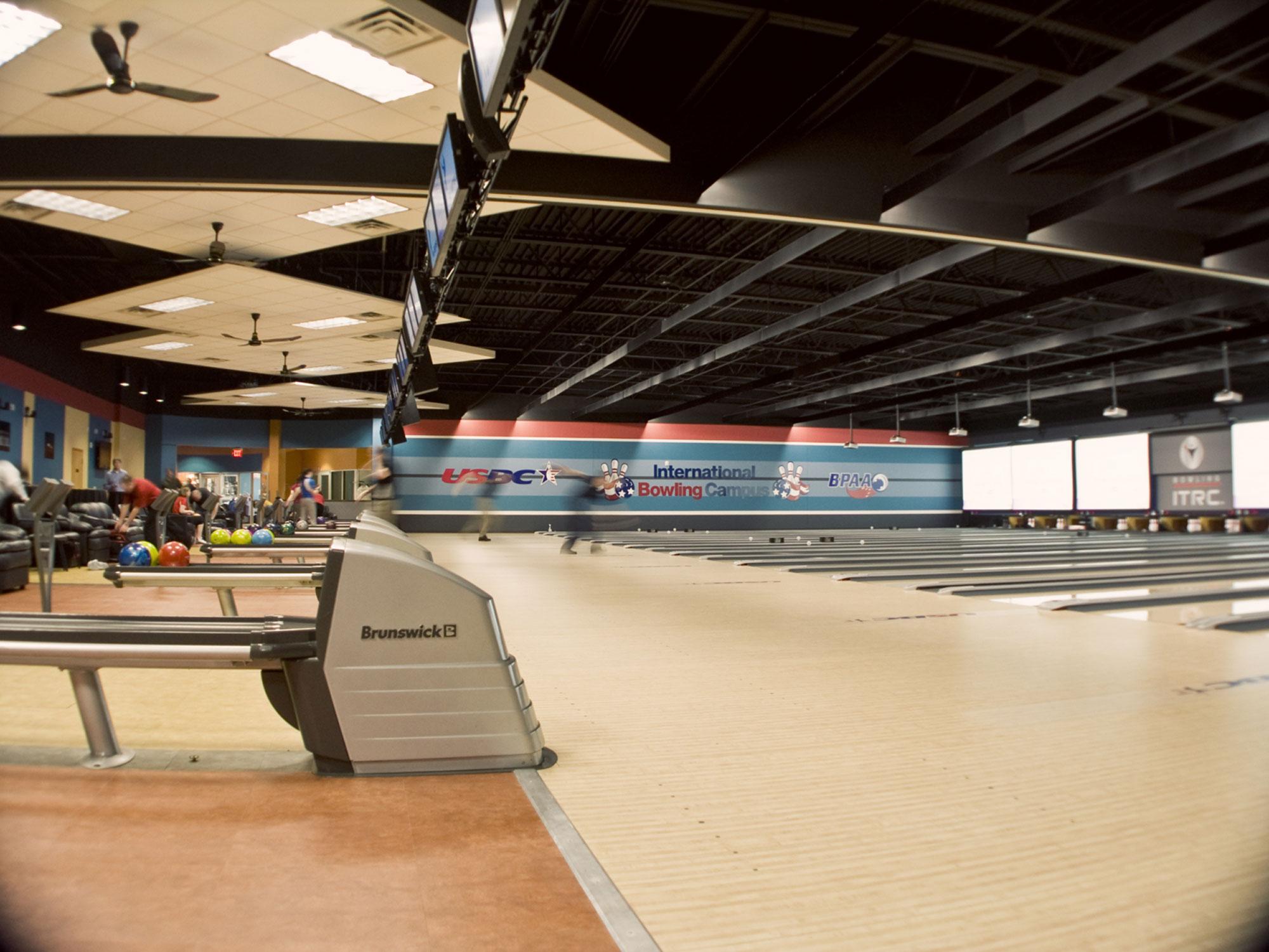 USBC Bowling Alley