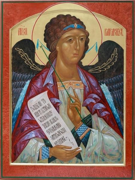 Archangel Barachiel