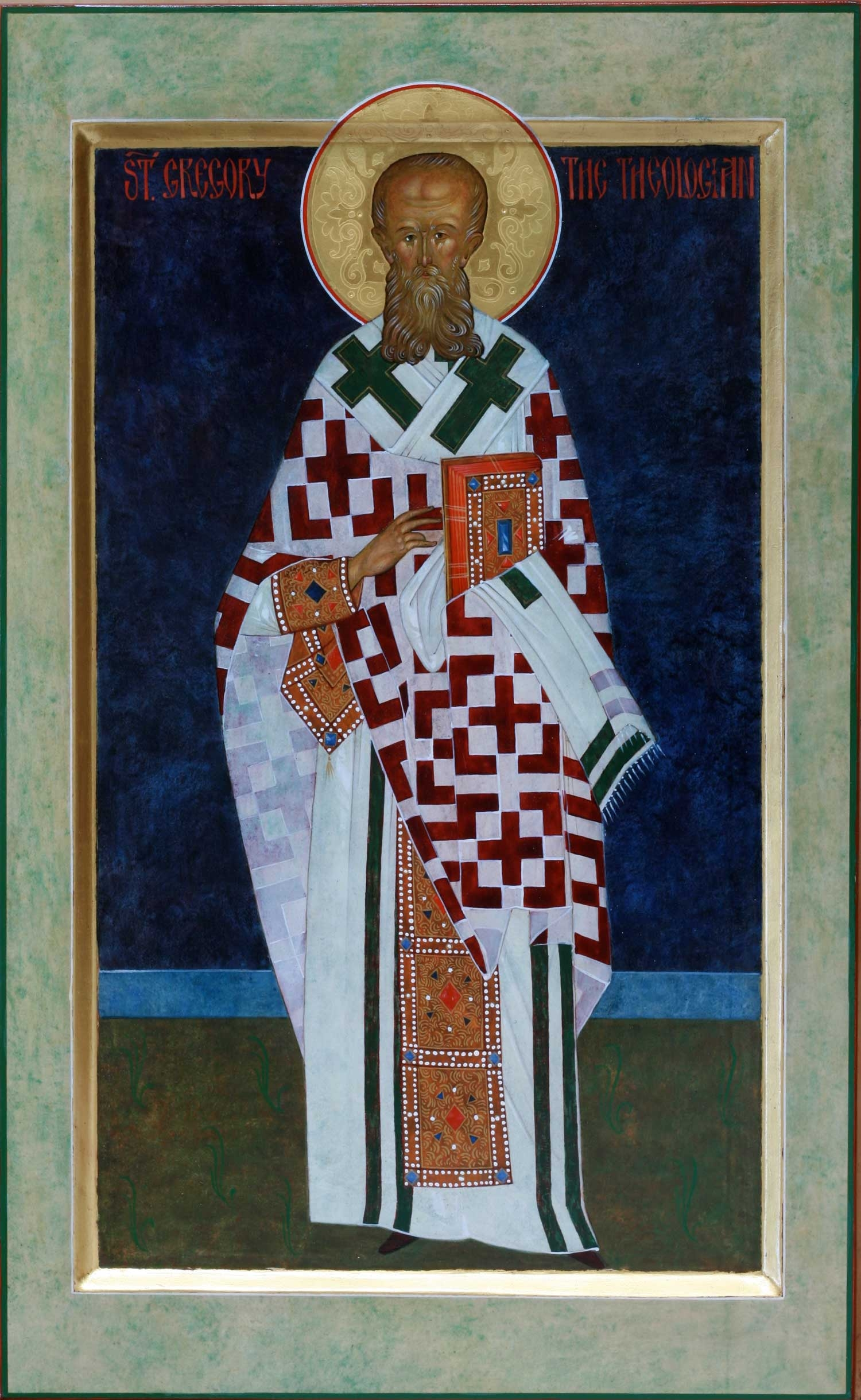 St Gregory