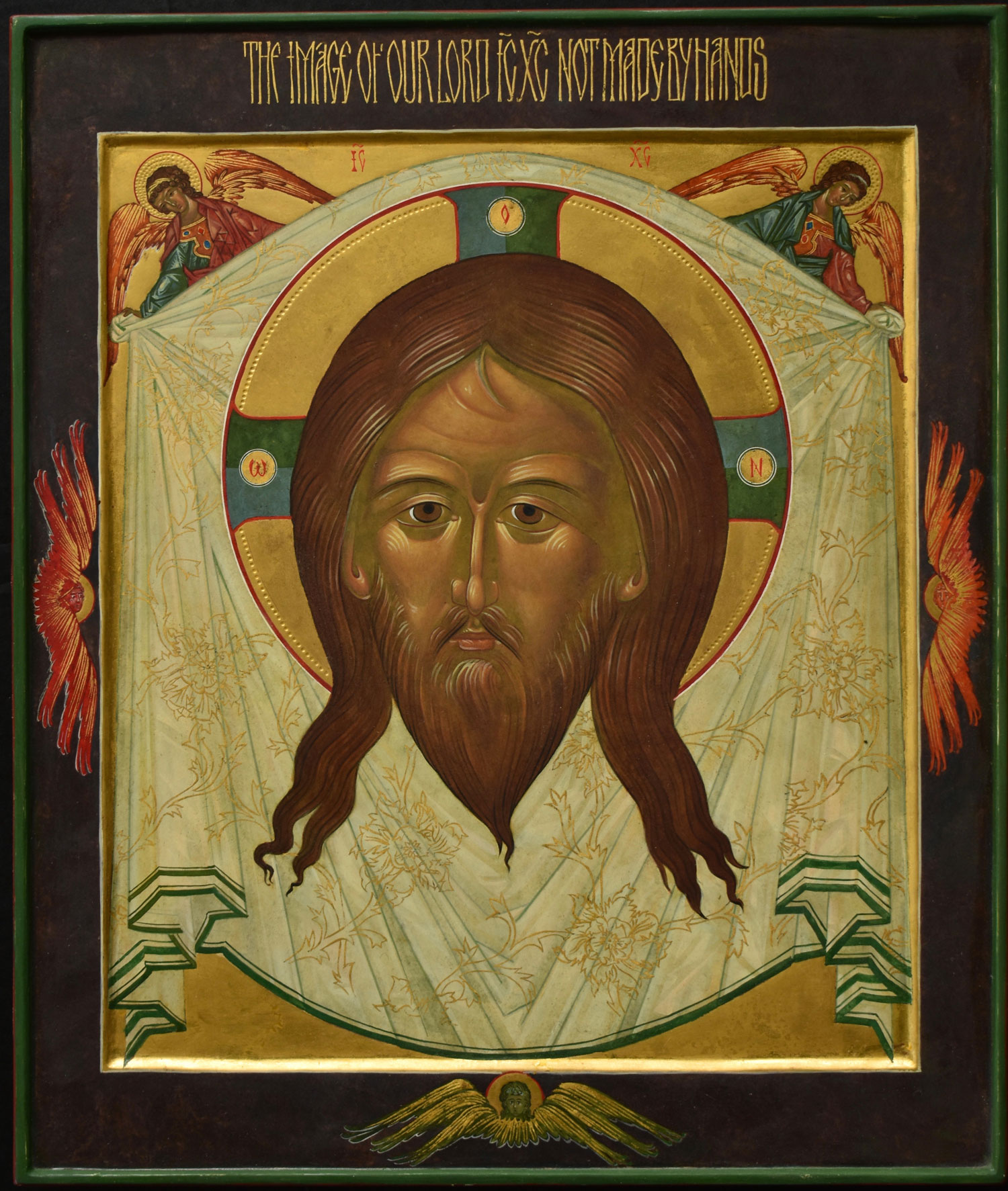 The Image of Christ Not Made by Hands