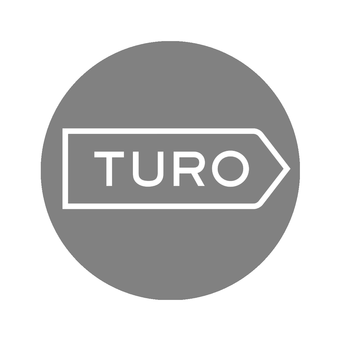 Turo's logo Travelogue by Farah Ghazal Photography story and creative director